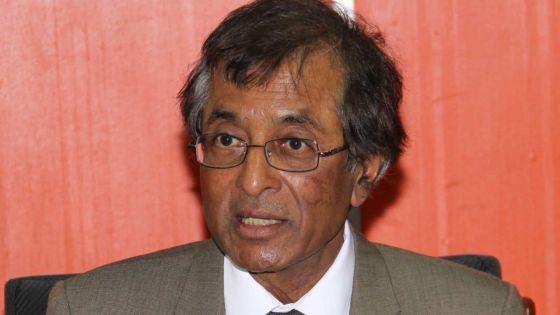 Propos d'Anil Gayan sur la Méthadone: Rama Valayden porte plainte à l'EOC