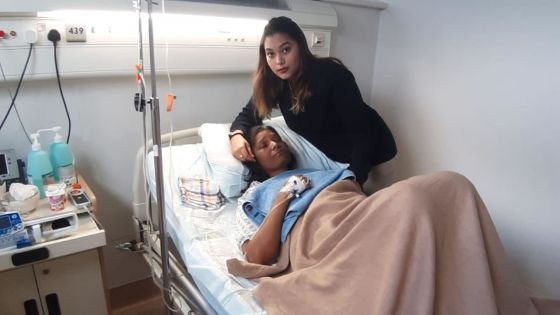 Vineha décide de faire don d'une partie de son foie à sa mère : «C'est mon devoir de la sauver»