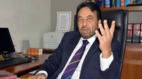 Le DPP, Me Satyajit Boolell :«Nous avons des enquêteurs chevronnés, ne généralisons pas à partir d'un cas»