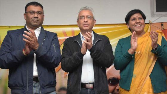 Message à la population - Pravind Jugnauth : «Vous êtes le jugede Navin Ramgoolam»