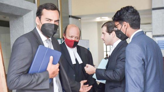 Pétition électorale à Curepipe/Midlands : l'agent d'Adrien Duval cite le nom de l'avocat Dick Ng Sui Wa