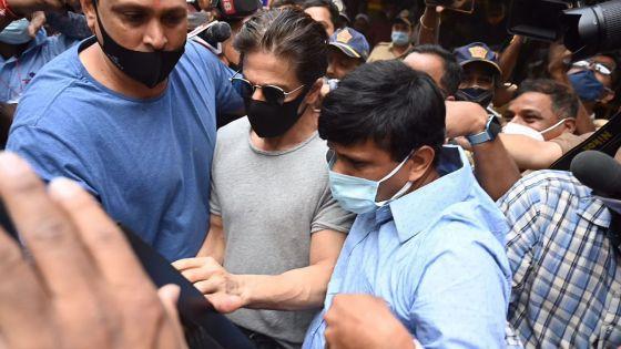 «Pas un raid», mais une visite des policiers à la maison de SRK