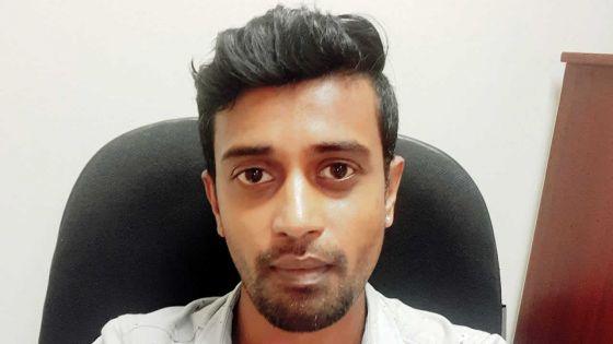 Keshav Sewtohul.