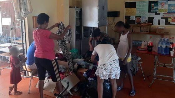 Incendie à Baie-du-Tombeau : les sinistrés de Cité Longère ont besoin de vous