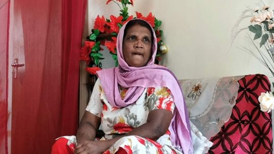 Fazila, La mère d'Adil G. Ramdoo :«Je regrette que mon fils n'ait pu assister aux funérailles d'Ayaan»