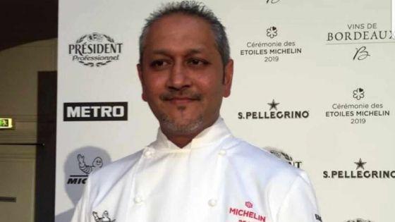 Guide Michelin 2019 : Chef Franco Bowanee obtient sa première étoile