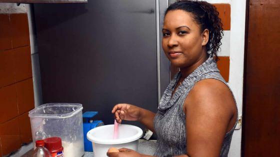 Kaveensha Mooneesamy-René : véritable artiste de la déco des gâteaux
