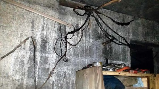Une famille aux abois à Hermitage : victime de deux incendies en moins d'un mois
