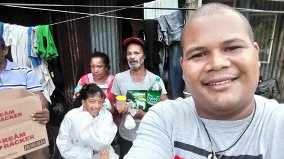 Philanthropie : Nathan Julie renverse la vapeur