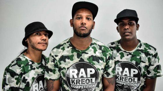 Par amour de la musique : RKC donne un nouveau souffle au rap créole