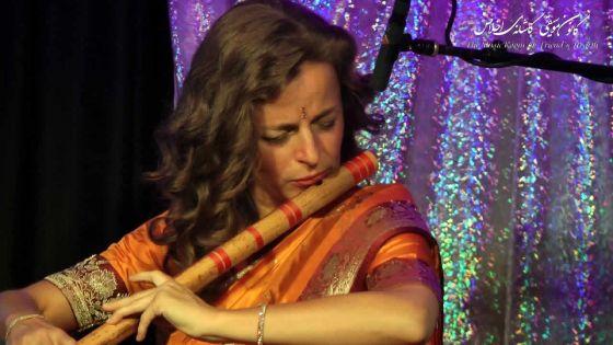 Stéphanie Bosch : virtuose de la flûte classique indienne en concert