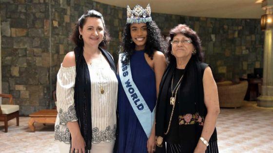 Miss World 2019-2020 -Toni-Ann Singh sur Maurice :«Je me sens à la maison»