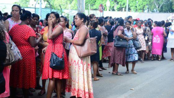 Fermeture de l'usine Palmar Ltée : colère, désarroiet scènes de désolation