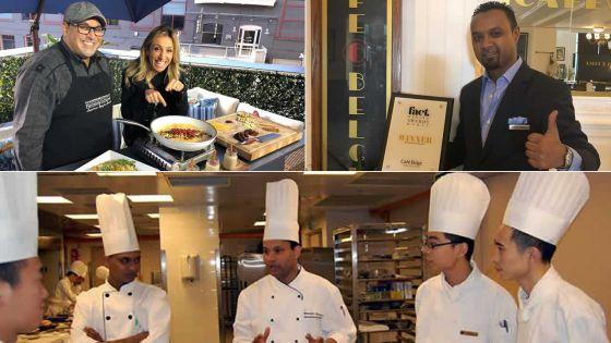 Success stories à l'étranger : partis de rien, ils deviennent maîtres de la gastronomie de luxe