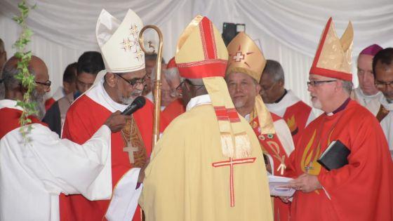 «Sous le leadership du nouvel évêque, l'église sera appelée à dénoncer toute forme de corruption», dit Mgr Ernest