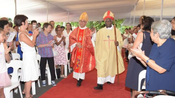 Sténio André, nouvel évêque de Maurice : «Travaillons ensemble»