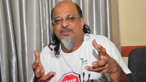 Demande d'enquête sur les «Kistnen Papers» référée à la police : la balle est dans le camp du CP, selon Ashok Subron