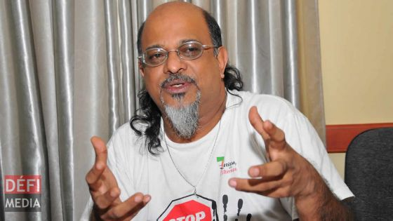 Industrie cannière : «L'abolition du NPF cause du tort aux travailleurs et artisans», dit Ashok Subron