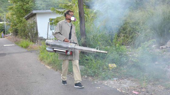 Dengue : 8 cas recensés à Résidence La Cure