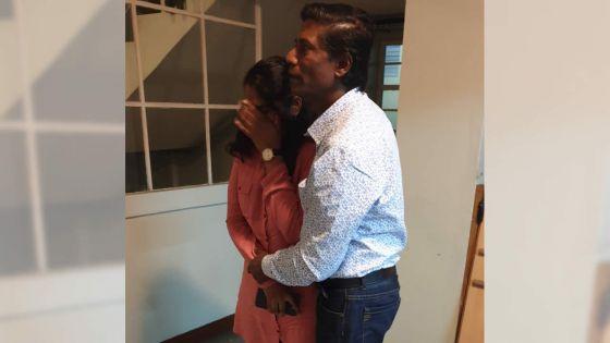 Non proclamée lauréate : Bibi Nusayhah Hingah fait servirune mise en demeure