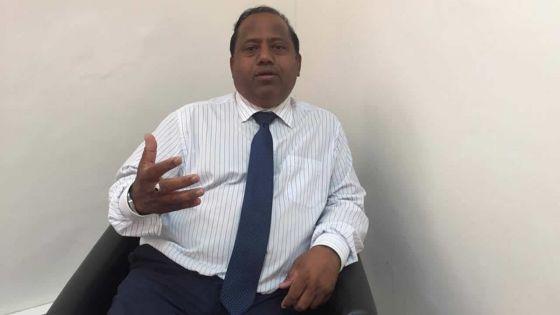 Covid-19 : l'ex-député Sudesh Rughoobur recommande la mise sur pied d'un comité de crise