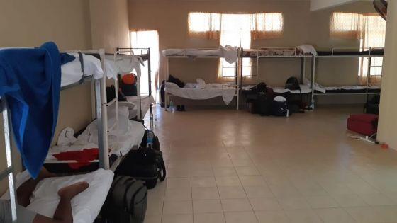 Belle-Mare: les 60 personnes en quarantaine réclament les résultats de leurs tests