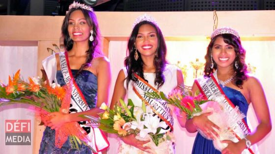 Miss University Africa Mauritius : Alexandrine, une belle étoile est née