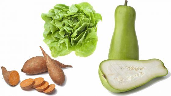 Patates douces, calebasses et laitues disparaissent des champs
