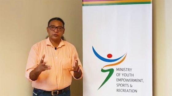 Zenes Montre To Talan depi Lakaz 3.0 : le ministre Toussaint lance un appel aux jeunes