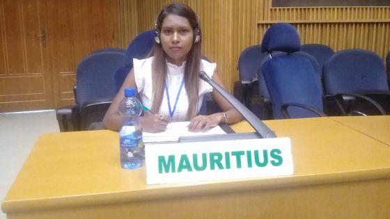 Teshna Sobhun : une jeune au service de la jeunesse