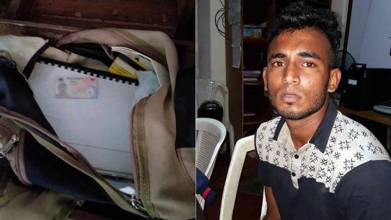 Vol - Une victime : «Pa fasil perdi Rs 35 000 enn kou»