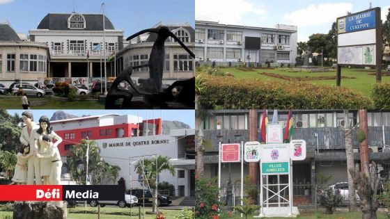 Focus sur les projets réalisés par les cinq municipalités alors que l'élection des maires et leurs adjointes démarrent ce mercredi