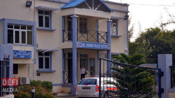 Ayant reçu la visite d'une personne testée positive à la Covid-19 : test de dépistage au poste de police de Bel-Ombre