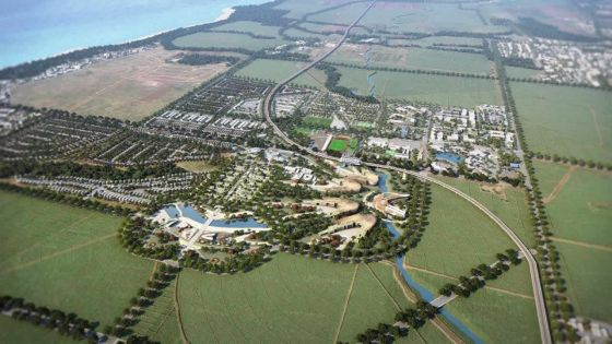 Smart City de Médine : début des travaux du Magenta Park