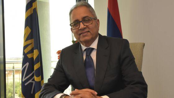 Premchand Mungar (Chief Executive de la MauBank) : «Les discussions sur la vente de la banque ne vont pas me distraire»