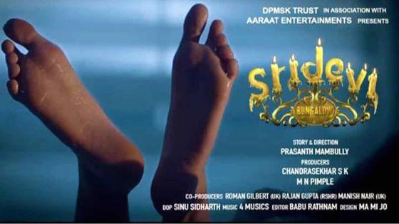 Sridevi Bungalow : les fans de Sridevi s'élèvent contre toute référence à leur idole