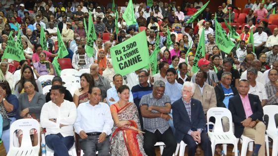 Rassemblement : l'opposition s'allie aux petits planteurs contre le pouvoir