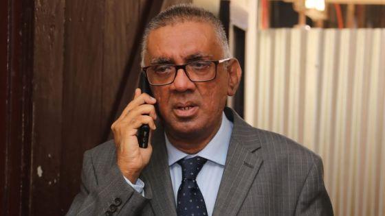 Irfan Rahman :«Je démissionne si…»