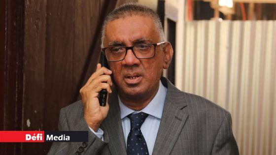 «Un bulletin de vote qui se retrouve à l'extérieur d'un centre de vote est un délit criminel», dit Irfan Rahman