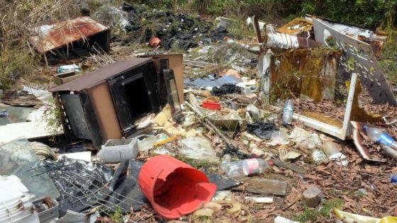 Ouverture des décharges -Se débarrasser des gros déchets : plus facile à partir de novembre