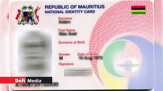 Nouvelle carte d'identité nationale : controverse autour d'un composant du projet