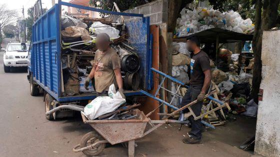 Destinées au marché local et étranger : les vieilles ferrailles volées prennent une proportion démesurée