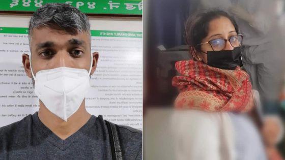 Malformation cardiaque d'un nourrisson :Shaheen n'a pas encore pu prendre son fils dans ses bras