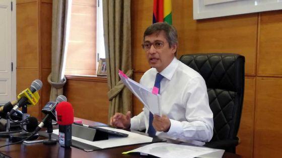 Fraude alléguée de Rs 450 millions au SIFB : Xavier Duval réclame la suspension immédiate de deux hauts cadres