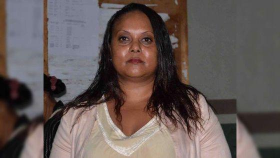 Blanchiment d'argent : un an de prison maintenuecontre Cindy Legallant en appel