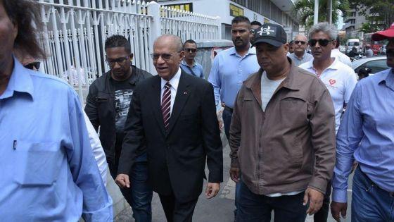 Affaire des coffres-forts : le DPP oppose dix-huit points contre l'acquittement de Navin Ramgoolam