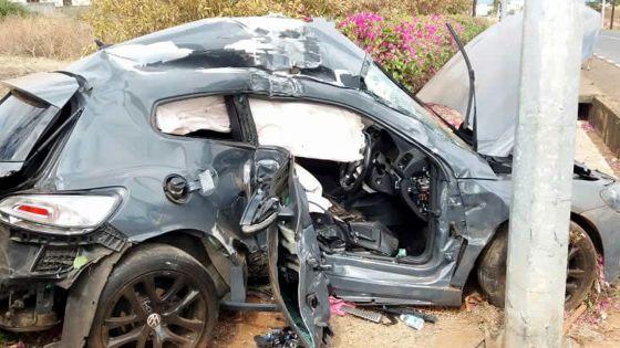 Accidents de la route : un quart des victimesa moins de 25ans