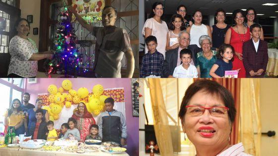 Noël, ses cadeaux et ses repas familiaux : le temps des gâteries pour les grands-parents