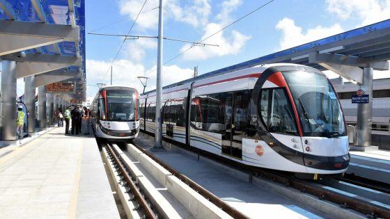 Metro Express : sur les rails…