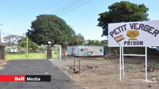 Prison de Petit-Verger :  un détenu agressé à coups de brique